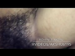 Indian desi rohini fucked wide of Akshu