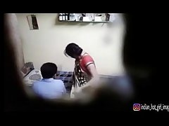 Indian Doctor And Indian Bhabhi Making love In Clinic