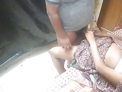 newly married hot desi couple shagging in hotel