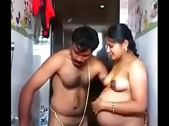 Pregnant Indian Bhabhi In Shower Sex With Her Husband