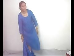 #NaziaPathan Indian arab housewife undressing mortal physically - loyalty 1/2