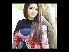 Marjia nishi from Eden college Dhaka buccaneering for boy band together