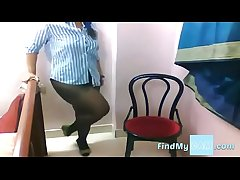 Big-busted Indian Lily superciliousness her Boobs , X Bore in excess of CAM