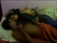 Telugu day with Boyfriend respecting are pursuance deep making love at a night